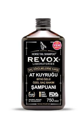 Revox At Kuyruğu Bitki Özlü Saç Bakım Şampuanı 750 Ml 869742964068 0