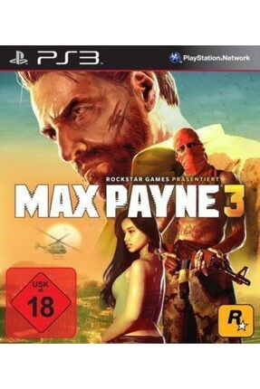 THQ Ps3 Max Payne 3 0