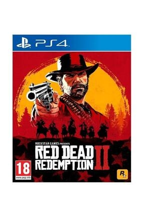 RockStar Games Red Dead Redemption 2 Ps4 Oyun 0