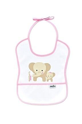 Babyjem 030 Bebek Poli Muşamba Küçük Mama Önlüğü 0