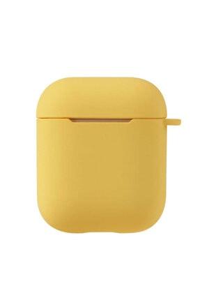 Zore Apple Airpods Zore Airbag 11 Silikon Kılıf 0
