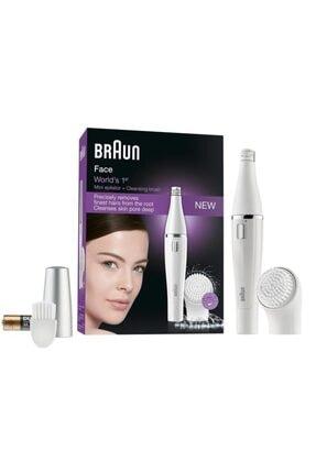 Braun Se810 Face Yüz Epilatörü,tüy Giderme,yüz Temizleme,cilt Canlandırma Için+ek Pil 3