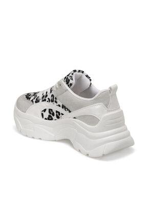 Butigo LOREDANA Gri Kadın Fashion Sneaker 100662967 2