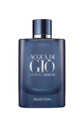 Giorgio Armani Acqua Di Gio Profondo Erkek Eau De Parfum 125 ml 3614272865235 0