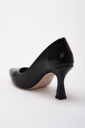 Yaya by Hotiç Siyah  Klasik Topuklu Ayakkabı 01AYY197670A100 1