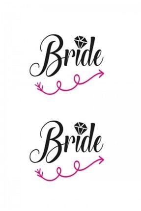 New Obsessions Bride-gelin Geçici Dövme 1