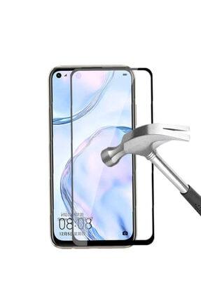 Zore Huawei P40 Lite Zore Kenarları Kırılmaya Dayanıklı Cam Ekran Koruyucu 0