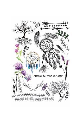 New Obsessions Hyacinth Geçici Dövme 0