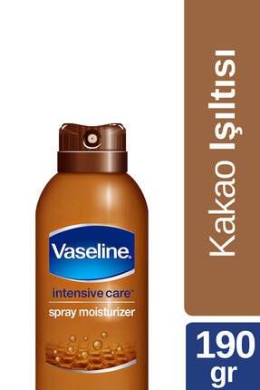 Vaseline Nemlendirici Sprey Vücut Kremi - Kakao Işıltısı 190 G 0