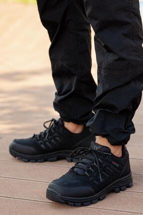 Muggo Unisex Siyah Outdoor Ayakkabı DPRMGMSTPX5 1