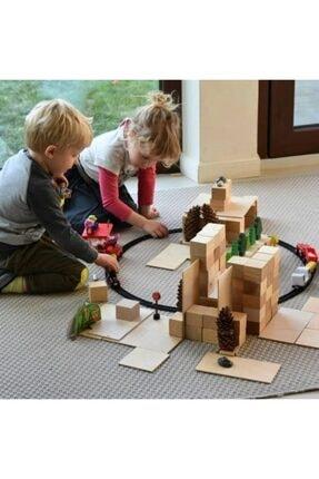 WOODİNG EDUCATİON Maker Blocks Ahşap Seti Büyük Paket 2