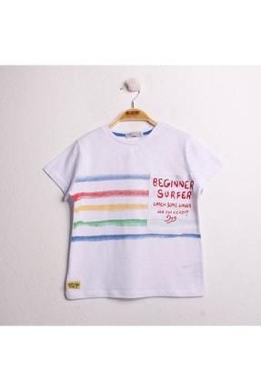 Picture of Erkek Çocuk Cepli Baskılı Tişört