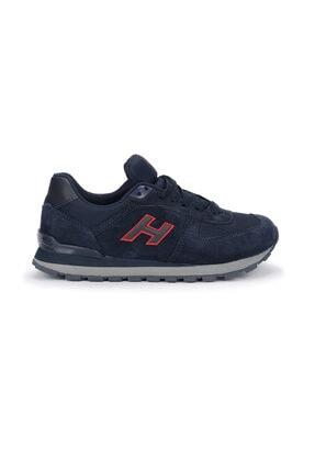 Hammer Jack Kadın Lacivert Kırmızı Spor Ayakkabı 3