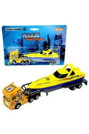 Sunman Mini Taşıyıcı Tır 2