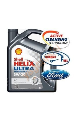 Shell Helix Ultra Pro. Af 5w30 11 Litre Avantaj Paketi 1