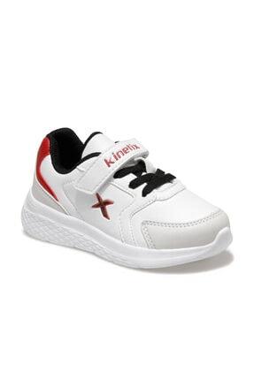 Picture of 100533994 Marned Beyaz Kırmızı Erkek Çocuk Spor Ayakkabı
