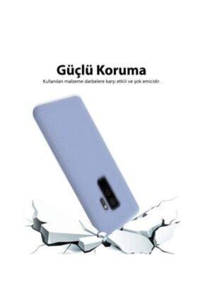E TicaShop Samsung Galaxy S9 Içi Kadife Lansman Kılıf Pembe 1