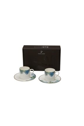 Porland Exotic Kahve Takımı 4 Parça 04alm005315 1