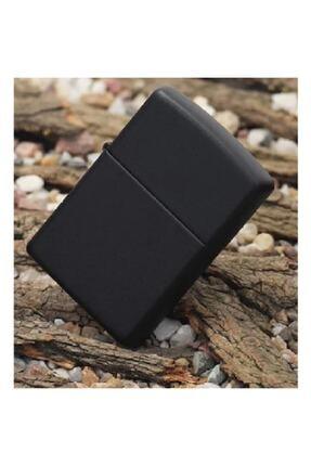 Zippo Siyah İthal Çakmak + Clipper Benzin 133 ml + 20'Li Çakmak Taşı 0