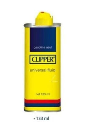 Zippo Siyah İthal Çakmak + Clipper Benzin 133 ml + 20'Li Çakmak Taşı 1