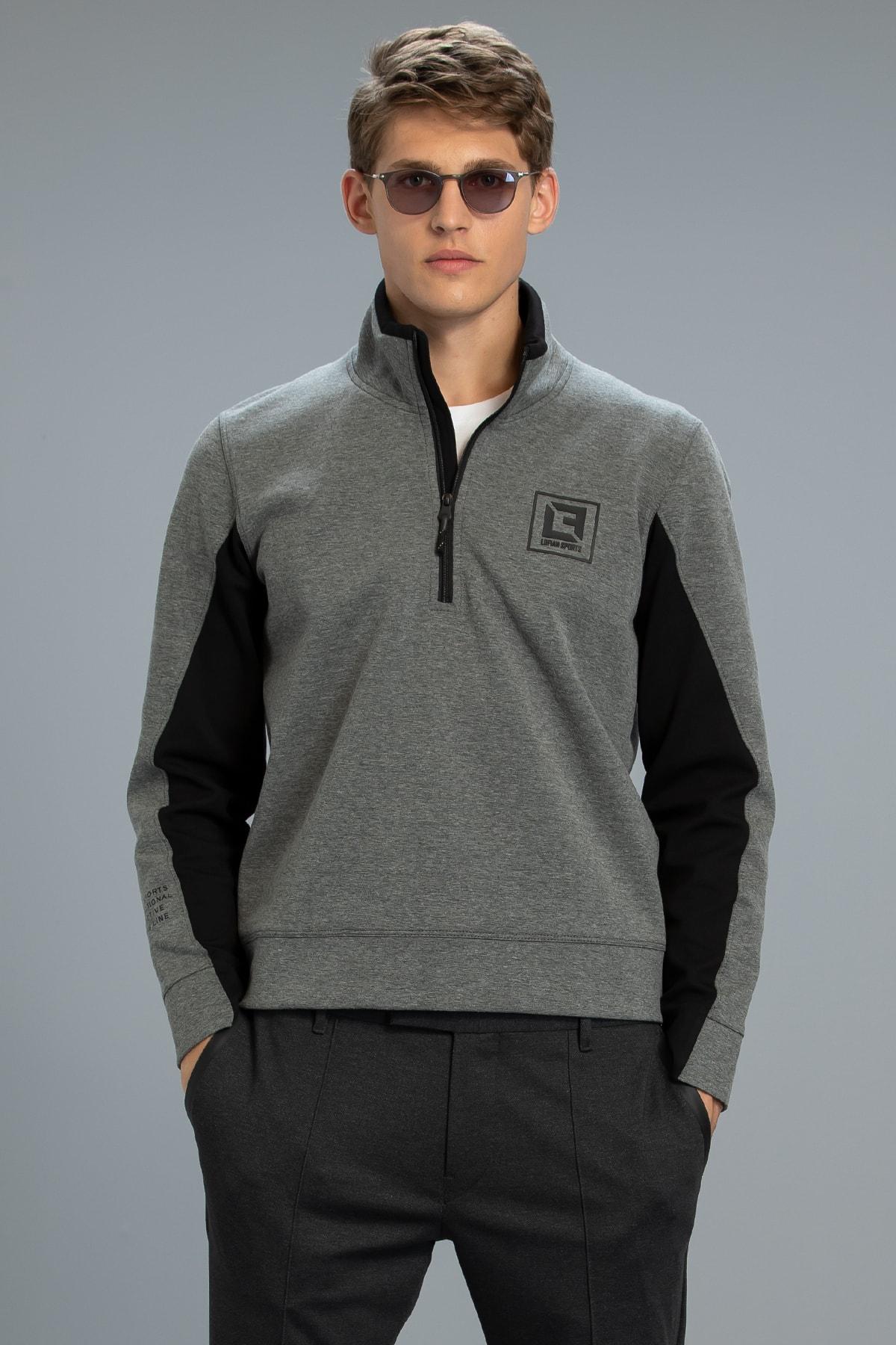 Orıo Sweatshirt Gri