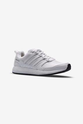 Lescon Kadın  Beyaz Spor Ayakkabı 4