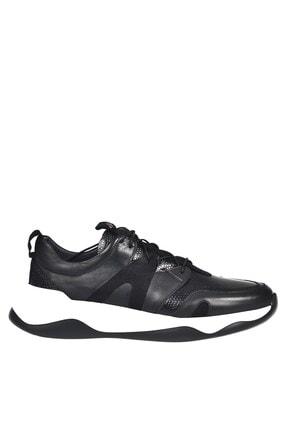 Picture of 106601 Hakiki Deri Erkek Comfort Ayakkabı Siyah