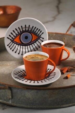 Kütahya Porselen Toledo Kahve Takımı 11r19 0