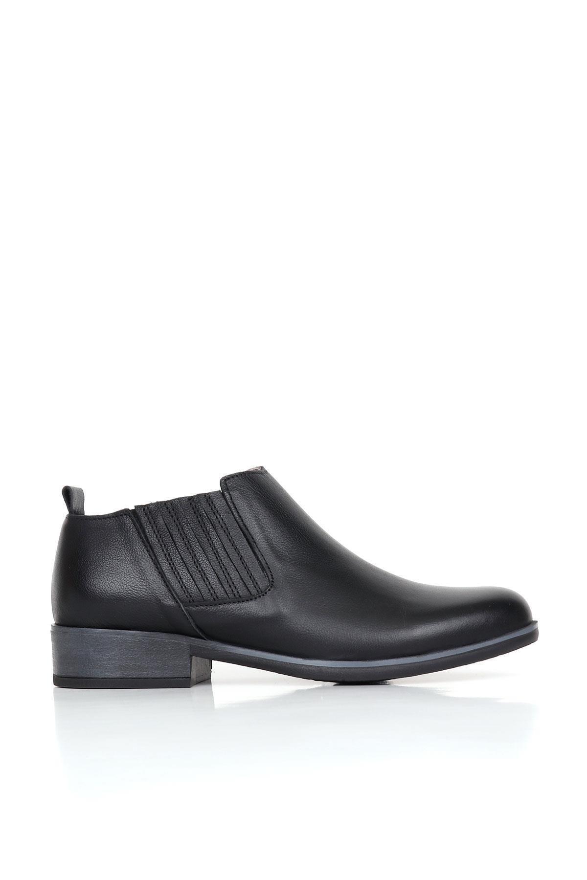 BUENO Shoes Hakiki Deri Kadın Düz Ayakkabı 01wr3310