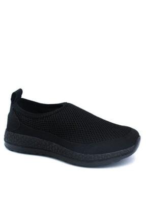 Reis Kadın Siyah Spor Yürüyüş Ayakkabısı 0