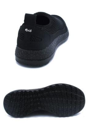 Reis Kadın Siyah Spor Yürüyüş Ayakkabısı 2