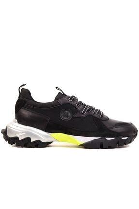 MARCOMEN Erkek Siyah Günlük Ayakkabı 0