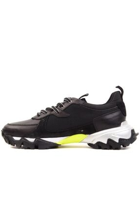 MARCOMEN Erkek Siyah Günlük Ayakkabı 2