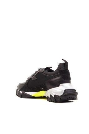 MARCOMEN Erkek Siyah Günlük Ayakkabı 3