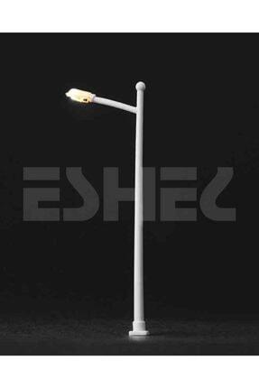 Eshel Maket Elektrikli Yaya Yol Lambası 1-75 Ölçek 2'li 0
