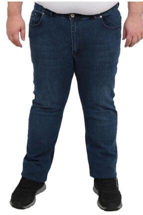 İRİGİYİM Erkek Koyu Mavi Kot Pantolon 0