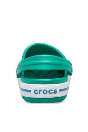 Crocs Unisex Çocuk Yeşil Spor Sandalet 3
