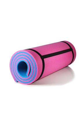 Walke Pilates Minderi & Yoga Mat Çift Taraflı 16 Mm 4