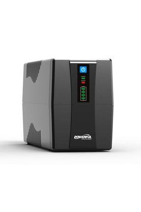 Powerful Sle-650 650va Lıne Interactıve Ups Kesintisiz Güç Kaynağı 0