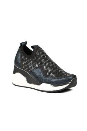 Hammer Jack Kadın Sıyah Ayakkabı 535 3010-Z 1