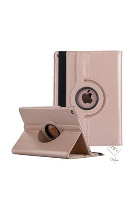 MOBAX Gold Apple Ipad Air 2 Dönebilen Standlı Case Kılıf  A1566 A1567 2