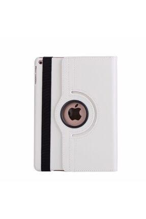 MOBAX Beyaz Apple Ipad Air 2 Dönebilen Standlı Case Kılıf A1566 A1567 1