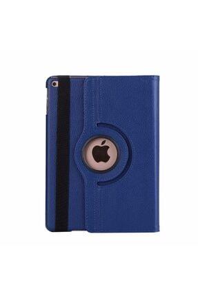 MOBAX Lacivert Apple Ipad Air 2 Dönebilen Standlı Case Kılıf  A1566 A1567 1