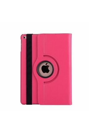 MOBAX Koyu Pembe Apple Ipad Air 2 Dönebilen Standlı Case Kılıf  A1566 A1567 1