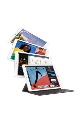 "Apple iPad 8. Nesil 128 GB 10.2"" WiFi Tablet - MYLF2TU/A Altın 3"