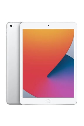"Apple iPad 8. Nesil 128 GB 10.2"" WiFi Tablet - MYLE2TU/A Gümüş 0"