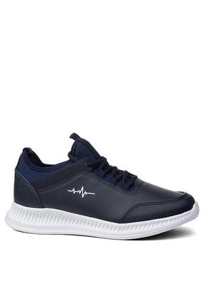 Giyyin Lacivert Erkek Sneaker Bstf069 1