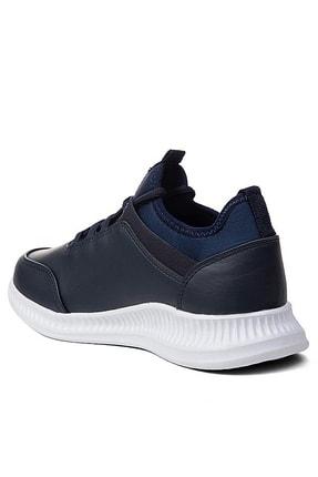 Giyyin Lacivert Erkek Sneaker Bstf069 2