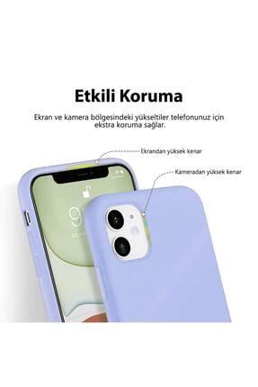 KZY İletişim Huawei Mate 10 Lite Içi Kadife Soft Logosuz Lansman Silikon Kılıf - Turuncu 2