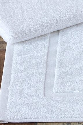 Varol Beyaz 4 Adet Odelia Serisi Ayak Havlu 50x70 250gr 1